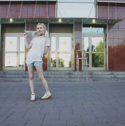 Настя Бычкова