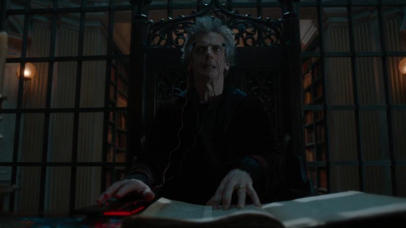 Доктор Кто 10х06 На грани жизни и смерти (RUS SUB)