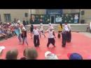 Танцы в лагере крылатый