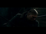 Thor and Loki war horse