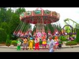 Марш - Клоунский оркестр Бим Бом - Парк Диво остров
