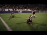 РОЛИК С ДЕМОНСТРАЦИЕЙ ИГРОВОГО ПРОЦЕССА FIFA 18 _ ФУТБОЛ ПРАВИТ МИРОМ