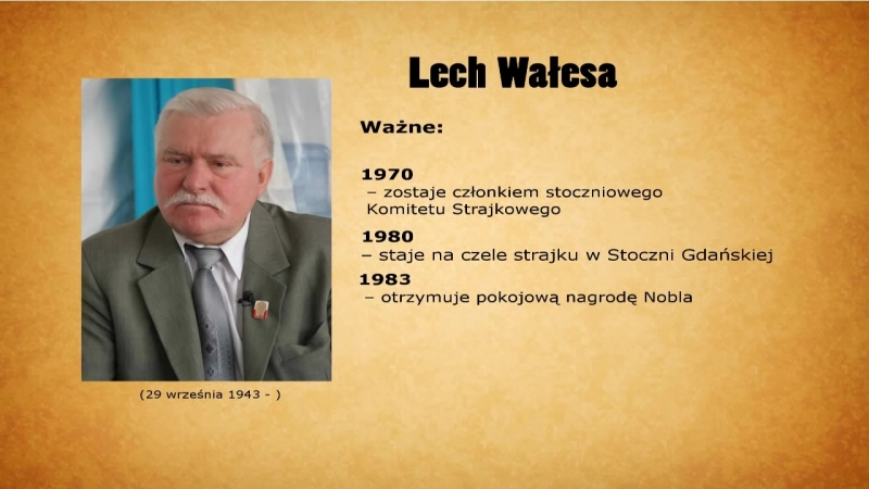 Polscy Nobliści - Prezentacja