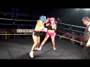 Glamour Girl Boxing - Toni Wildish v Summer Angel - Caesars
