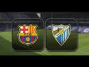 Барселона - Малага. Обзор матча ⚽ 9 тура Чемпионата Испании 2017/18 🏆🇪🇸