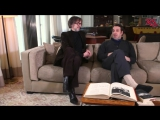 Jarvis Cocker &amp Chilly Gonzales Interview - Weird Laugh Compilation