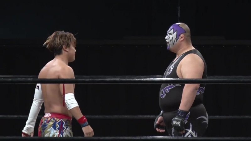 Mad Paulie vs. Shunma Katsumata (DDT - What About Monday 2017)