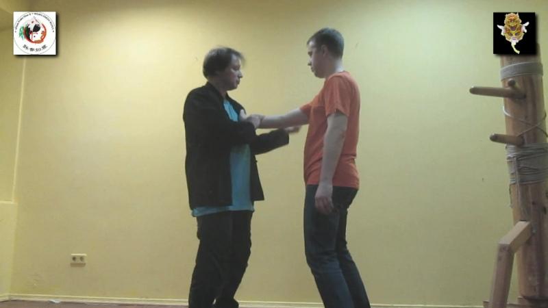 DAI SIFU SERGEI SHELESTOV ST ANTON BUROV OPEN HANDS FEELINGS TRAINING 26.2