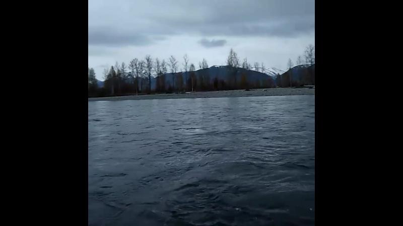 Splav on Latin River