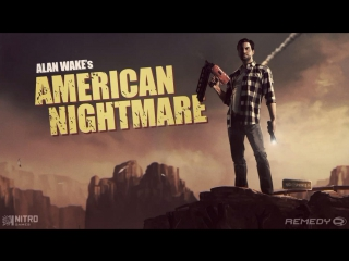 Alan wake's american nightmare (2012) /  игрофильм (субтитры)