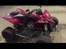 Сверепый мотобат / Дневник Хача / Stunt / Yamaha Banshee.