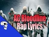 Assassin's Creed Bloodline Rap  Lyric Video  by JT Machinima