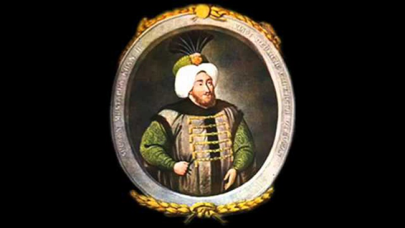 36 Sultans from Ottoman Empire - 36 Osmanlı Sultanları - 36 османских султанов