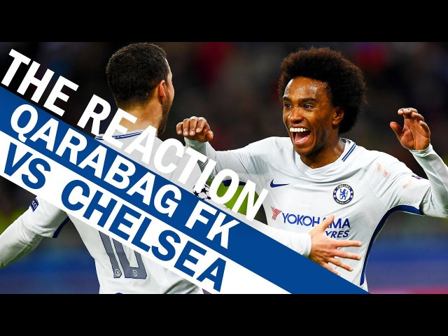 How Chelsea Qualified For The Last 16 Of The Champions League | The Reaction