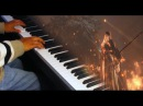 Dark Souls III Sister Friede Father Ariandel on Piano