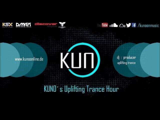 KUNO´s Uplifting Trance Hour 142 incl KUNO Life On Jupiter September 2017