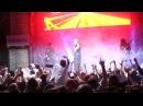 Королева Снежная. Концерт группы Комиссар в Серпухове