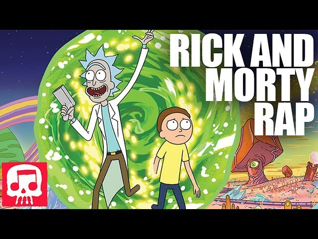 RICK AND MORTY RAP by JT Music - Get Schwifty Numero Dos