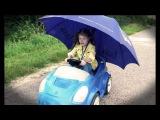 Машина-Бибизика - детская песня - клип