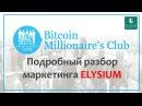 Разбираем маркетинг компании ELYSIUM. Сколько можно заработать?