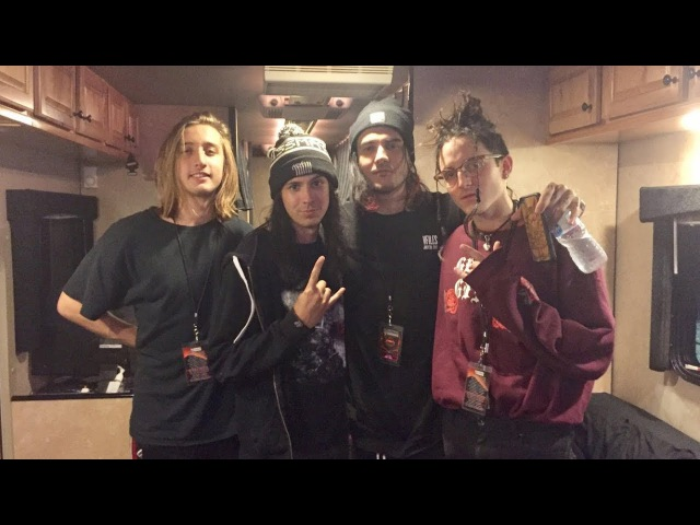 Slam Dance with Krystine Sixteen - Chase Atlantic Interview