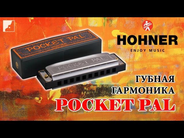 Обзор губной гармоники HOHNER Pocket Pal