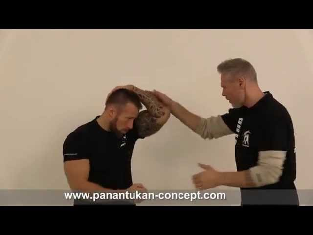 SAMI Combat Systems Panantukan Concept Lesson Hubud Trapping Serie 01 02 Round attack