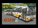 Автобус Marcopolo Viale Articulado MB OF-1722M для Omsi 2