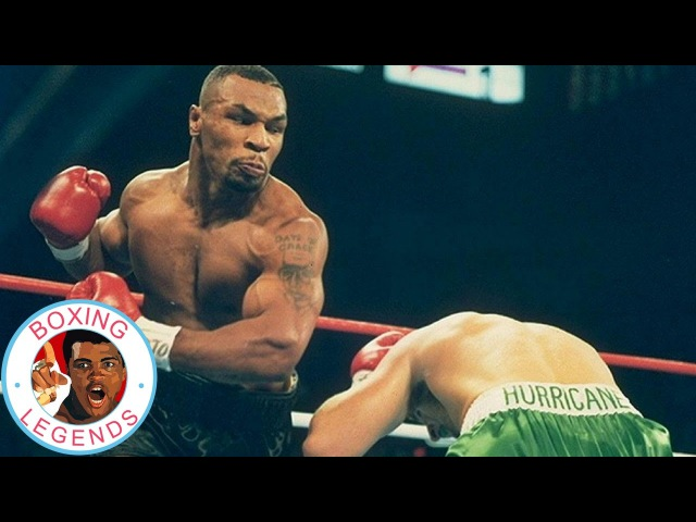 Mike Tyson vs Mike Jameson (Highlights) [1986-01-24]