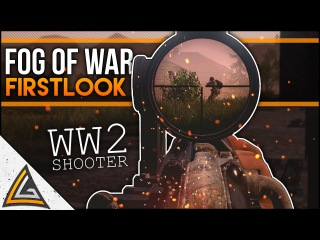 Fog Of War | A Very Promising WW2 Shooter!? [Pre-Alpha Gameplay]