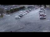 РАЗРУШИТЕЛЬНЫЕ ВОЛНЫ ЦУНАМИ (Япония, 2011) Destructive tsunami waves (Japan, 2011)