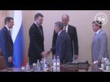 Встреча Президента Республики Татарстан с вице-председателем General Electric
