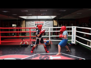 Спарринги Бокс и Кикбоксинг 30.06.17