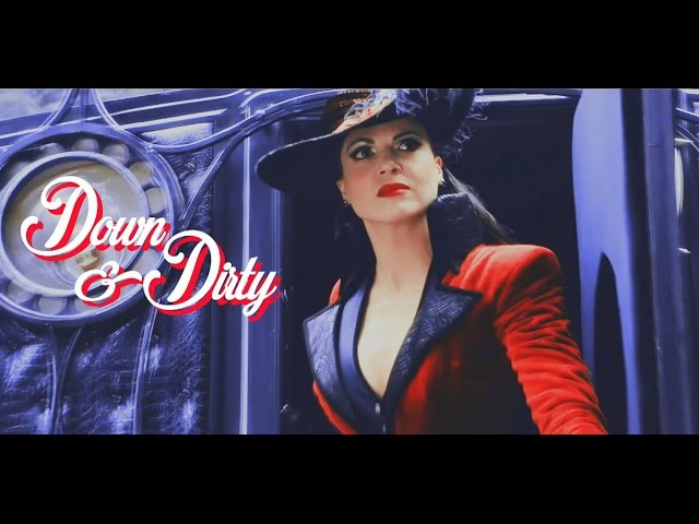 The evil queen — down dirty