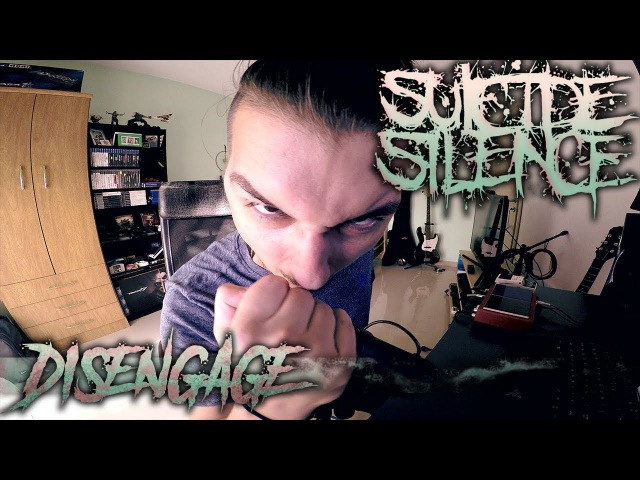 Suicide Silence - Disengage | VOCAL COVER || 4K ✔