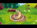 Учим звуки животных\ как говорят животные \ стишки для самых маленьких