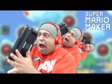 I'M GOING TO NEED A NEW CONTROLLER AFTER THIS ONE! SUPER MARIO MAKER #106
