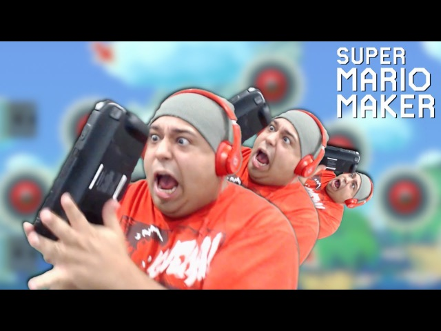 IM GOING TO NEED A NEW CONTROLLER AFTER THIS ONE! [SUPER MARIO MAKER] [106]
