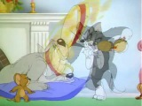 Tom &amp Jerry - Dog Drum Machine  The Prodigy  Spitfire