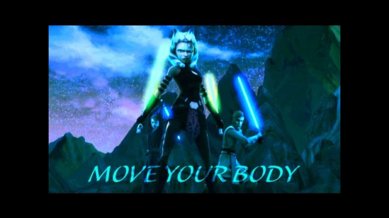 The Clone Wars Move Your Body