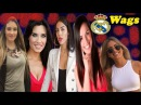Most Beautiful Real Madrid Footballers WAGs 2017/18 || WHO IS MOST BEAUTIFUL?