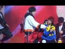 171115 Jimmy Kimmel BTS Outdoor Mini Concert I NEED U / 정국 직캠 JUNGKOOK FOCUS