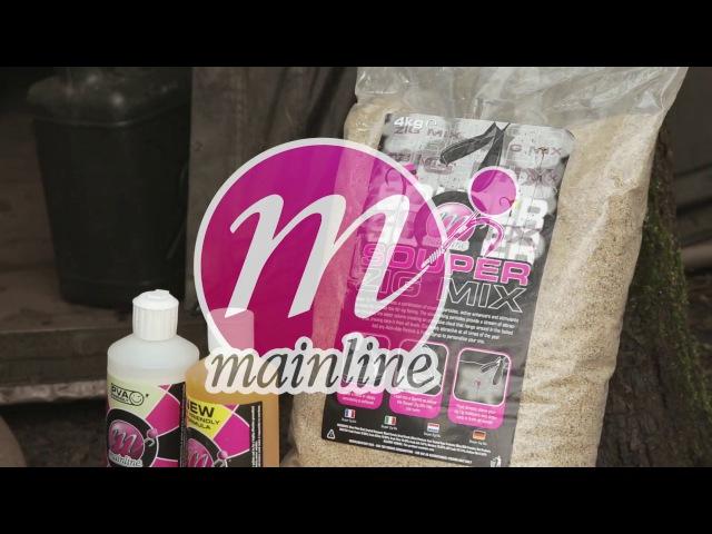 Mainline Baits TV Souper Zig Mix With Dave Lane