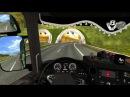 Euro Truck Simulator 2 Italy Из Реджио Калабрия в Кальяри STALKER Сердце Зоны ч 21