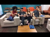 Chat live with the cast of Shadowhunters before tonights summer premiere!