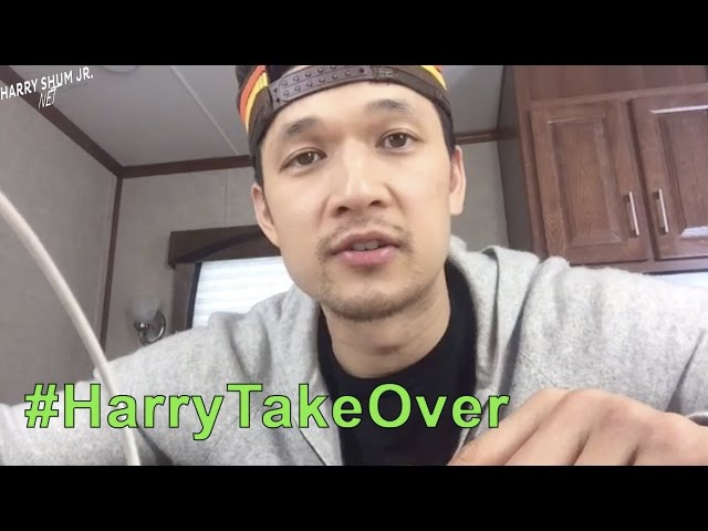 HarryTakeOver Harry Shum Jr 'Shadowhunters' Livechat 04 25 17