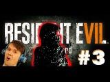 SPAGHETTI MONSTERS!   Resident Evil 7 Biohazard Gameplay - Part 3 (ZERO)