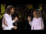 Barbra Streisand &amp Barry Gibb - Guilty 1986 live