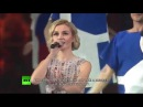 Полина Гагарина - За нашу жизнь (Всемирный фестиваль молодёжи и студентов 2017 - церемония открытия)