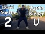 David Guetta ft Justin Bieber 2U Saxity ft. Adam Christoph Freestyle Friday